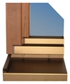 01 ThermoWood - ULTRA U3 roh exterier s parapetem